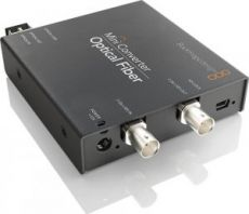 Медиаконвертер Blackmagic Design Design OpenGear Converter - Optical Fiber (CONVOPENGOF)